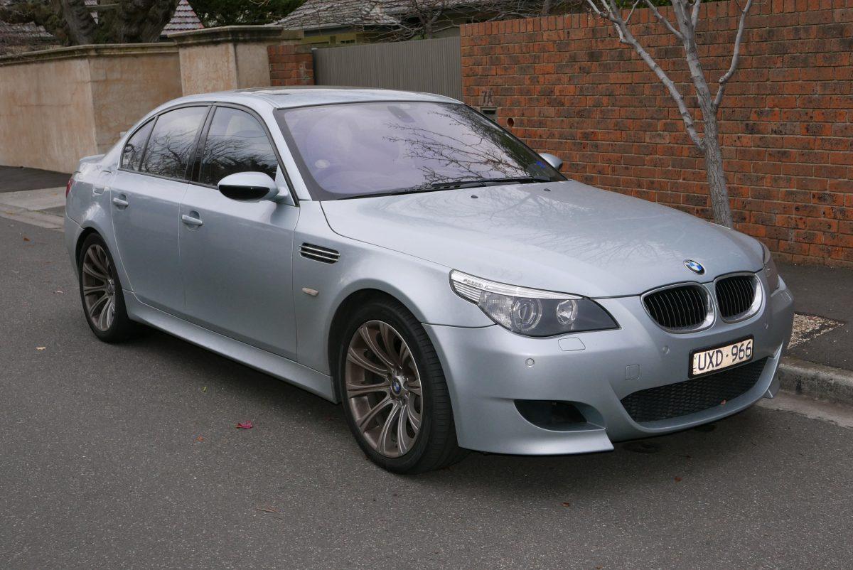 2007 BMW M5 preguntas y respuestas